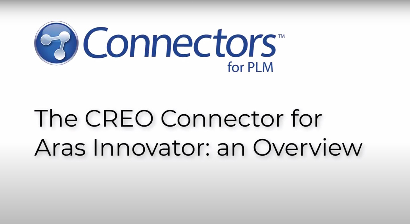 Login – Introduction to Creo-Connector-Aras Video